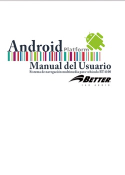 Manual Crv-Android 2.3-Spainish Version Roadrover