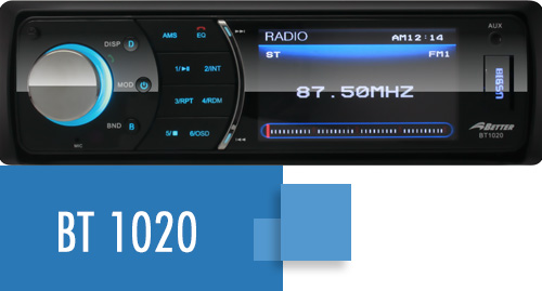 Radio Reproductor  BT1020